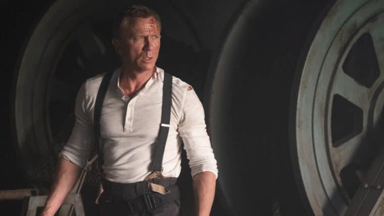 007 – Sem Tempo Para Morrer ganha a primeira foto oficial