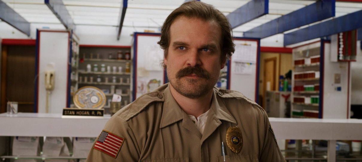 David Harbour, o Jim Hopper de Stranger Things, achava que a série seria cancelada