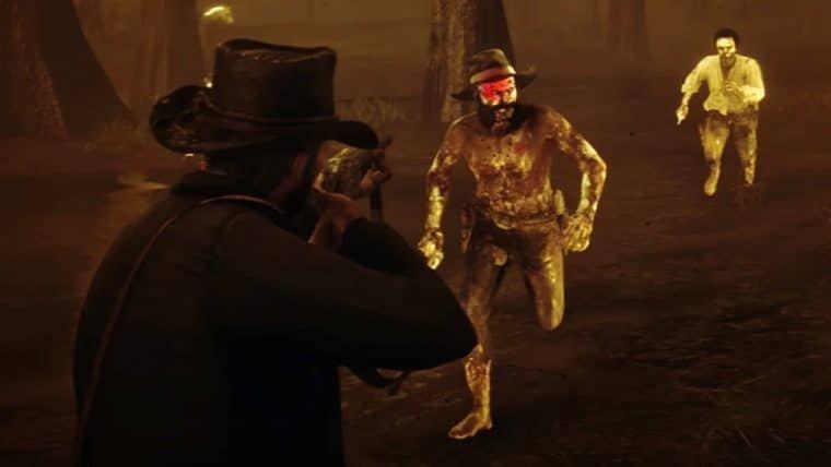 Jogadores criam mod que adiciona zumbis em Red Dead Redemption 2
