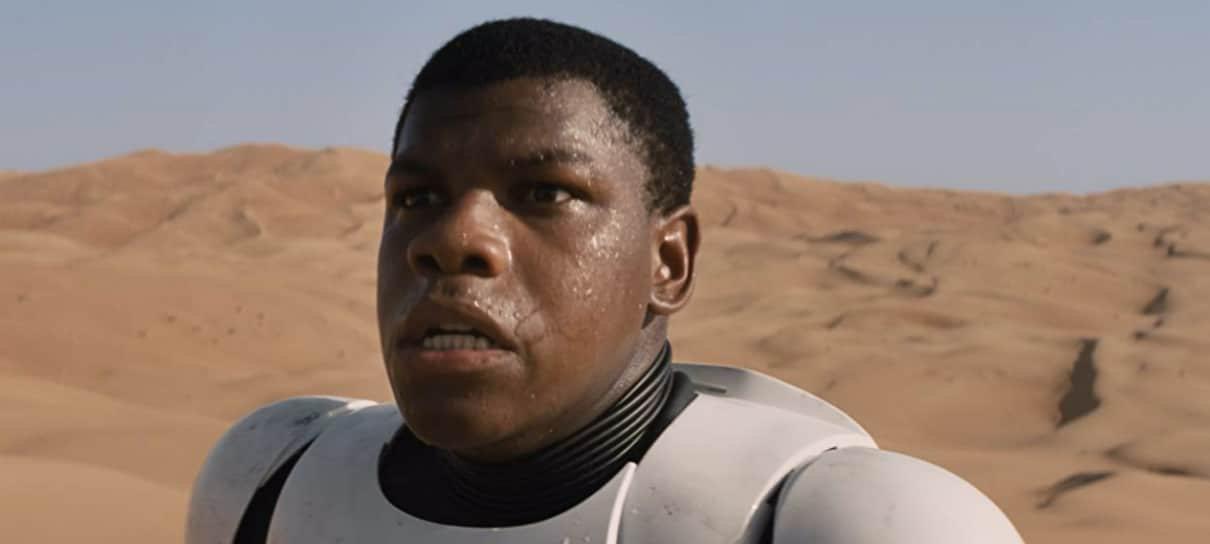 Star Wars: A Ascensão Skywalker | John Boyega assume que perdeu o roteiro