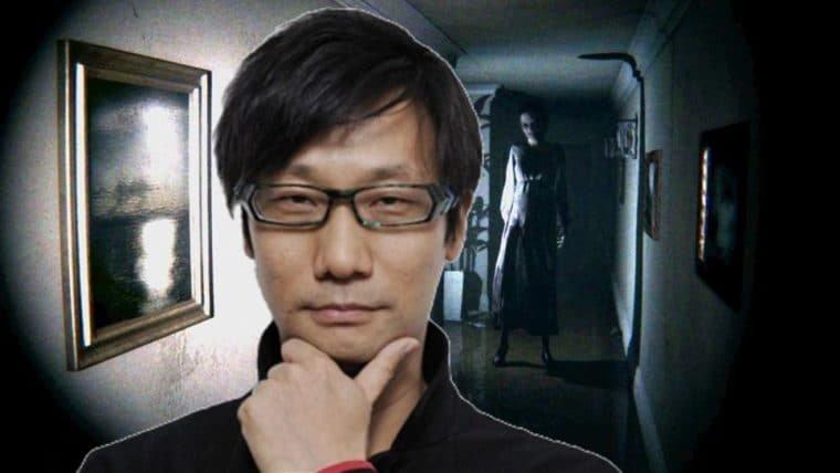 Kojima quer criar o jogo de terror mais aterrorizante de todos os tempos