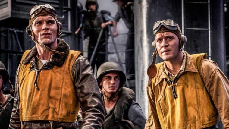 Estreias comandam as bilheterias dos EUA e Midway – Batalha em Alto Mar fica no topo