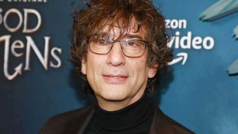 Neil Gaiman reage a uma abertura estilo anime de Good Omens