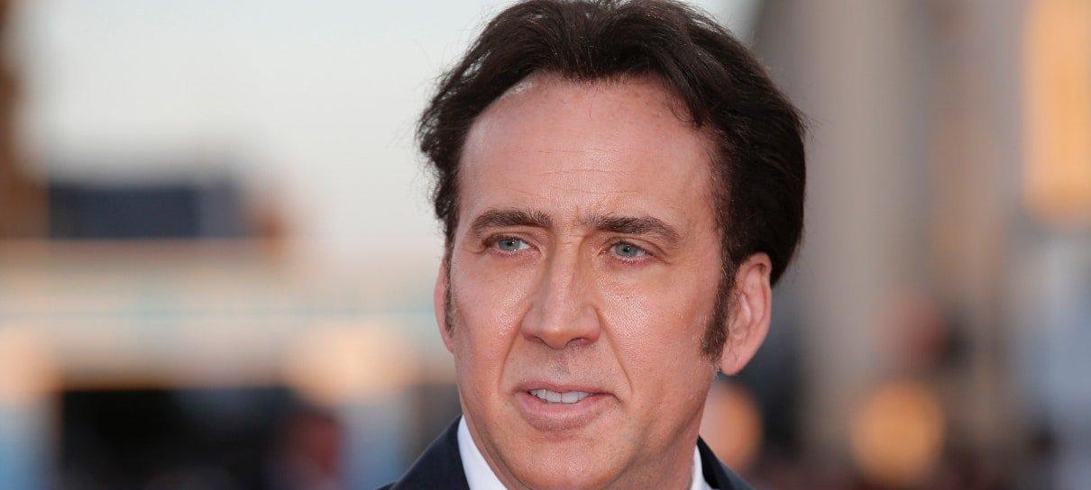 Nicolas Cage está negociando para viver ele mesmo em filme