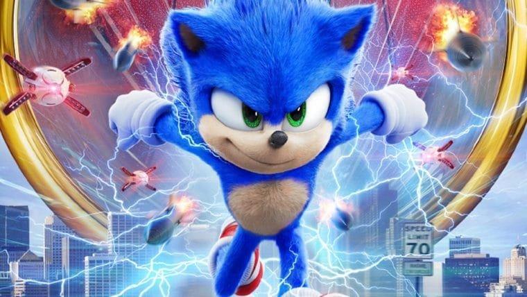 Novo visual de Sonic custou US$ 35 milhões para a Paramount, segundo site