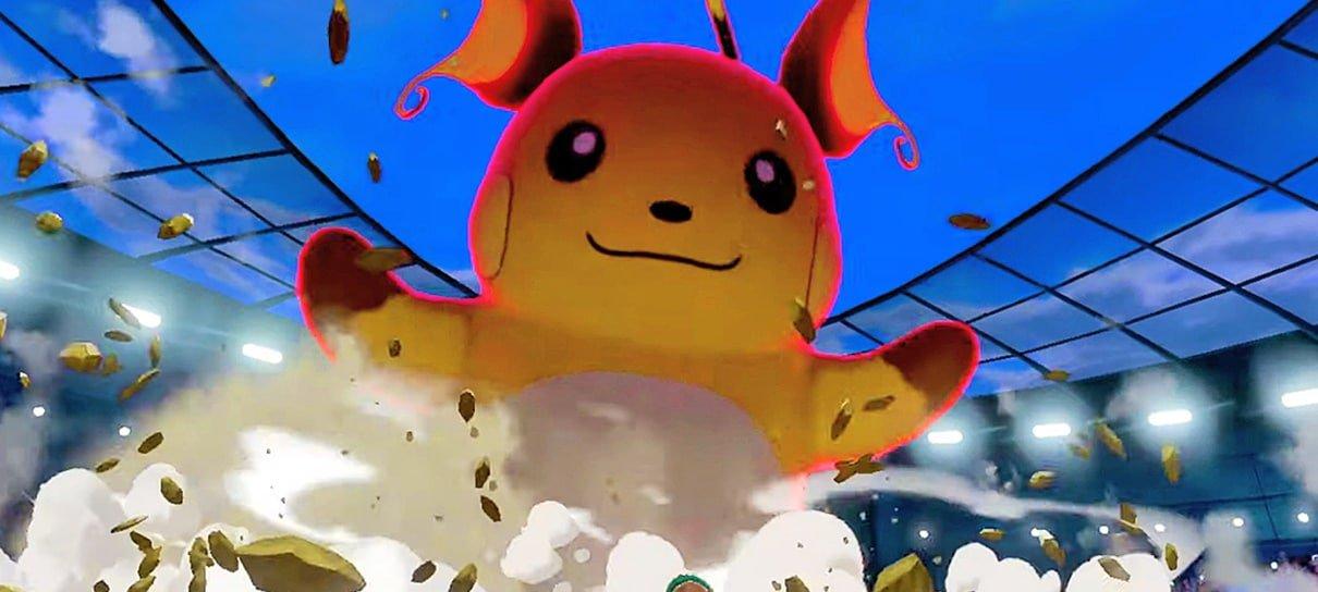 Pokémon Sword & Shield é o jogo de Switch que vendeu mais rápido no Japão