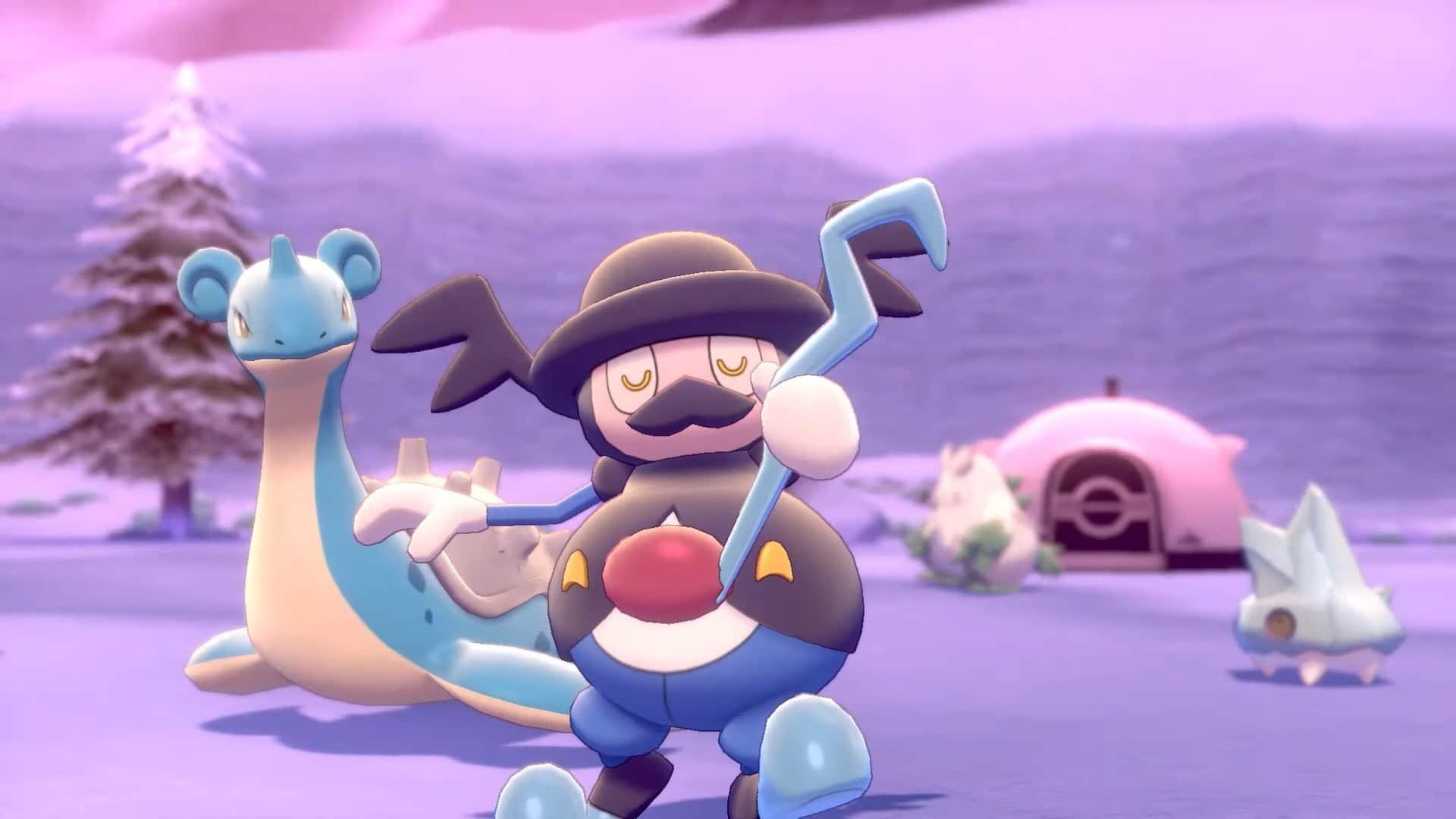 Evolução de Mr.Mime?