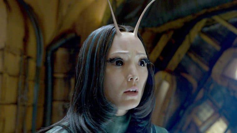 Pom Klementieff, a Mantis, estará no próximo filme de Missão: Impossível