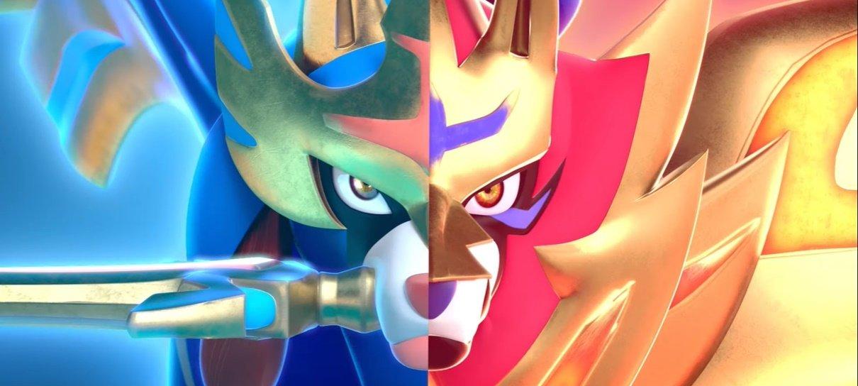 Próximos jogos de Pokémon também não terão a Pokédex completa