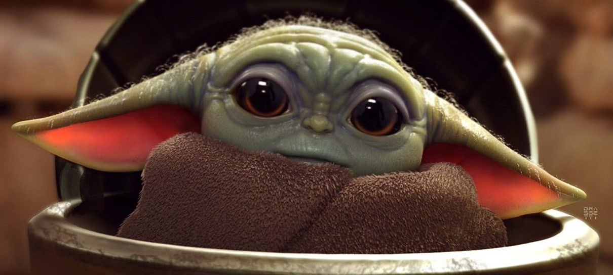 Rafael Grassetti, diretor de arte de God of War, cria arte do Baby Yoda