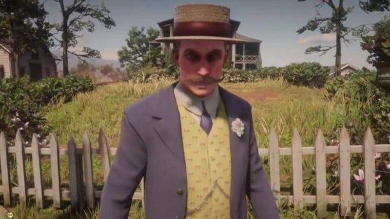 Red Dead Redemption 2 | Jogador pode ter desvendado mistério de Gavin