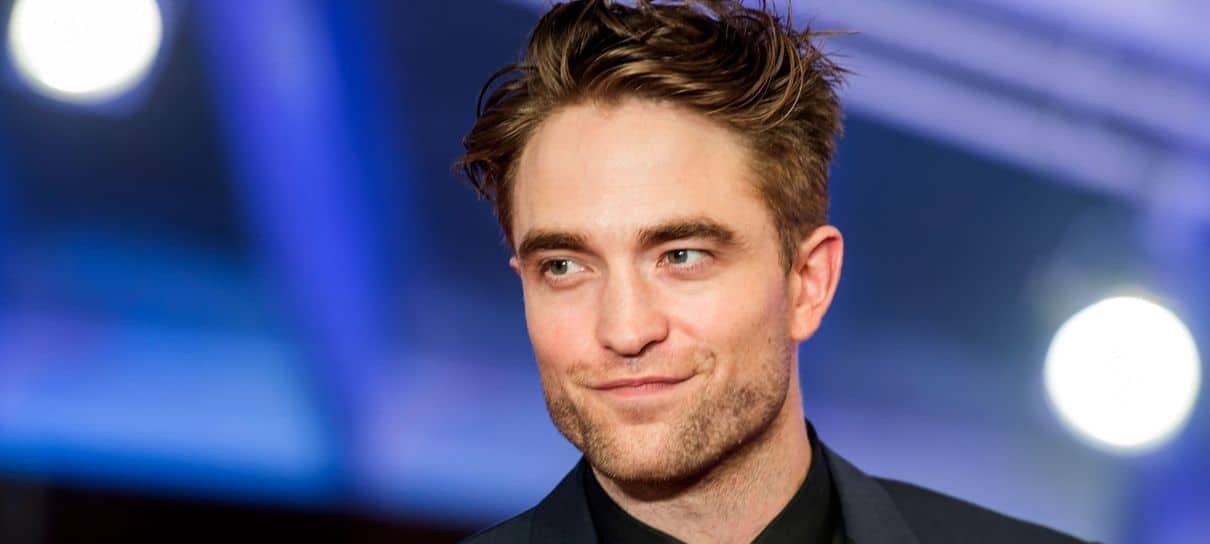 Robert Pattinson está treinando com brasileiro para virar o Batman