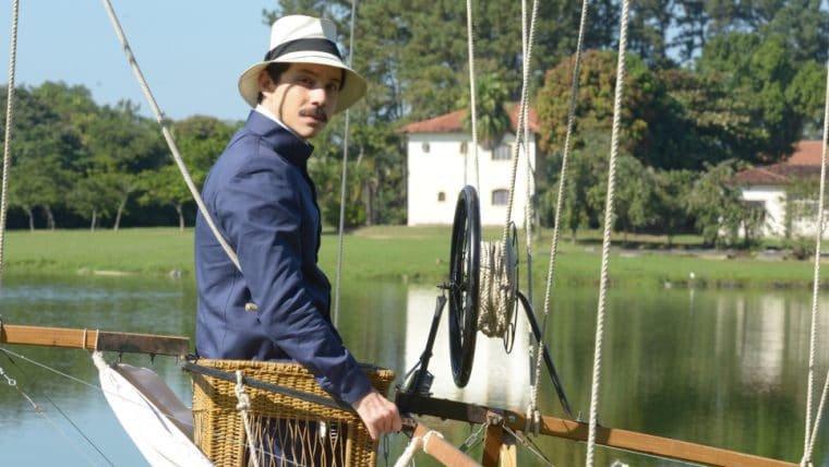 Santos Dumont, a nova série da HBO, é um resgate histórico de um dos heróis brasileiros