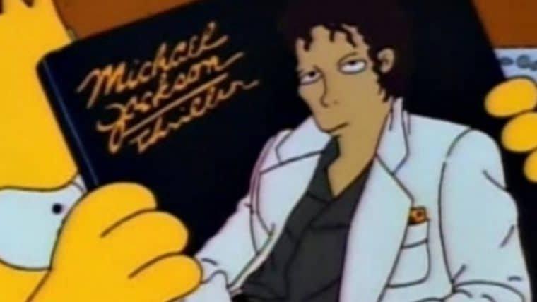 Disney+ exclui episódio de Simpsons com Michael Jackson do catálogo