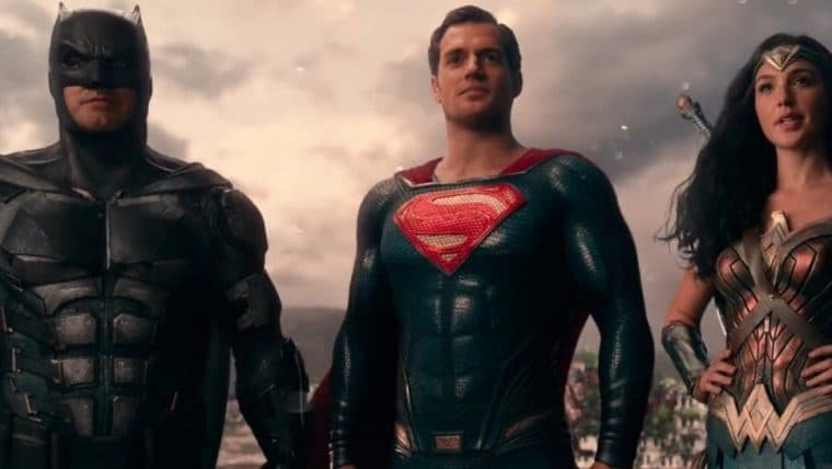 Responsáveis por efeitos especiais de Liga da Justiça confirmam o Snyder Cut