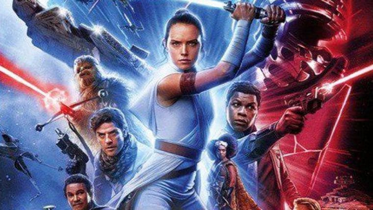 Star Wars: A Ascensão Skywalker   Novo pôster traz de volta um velho conhecido