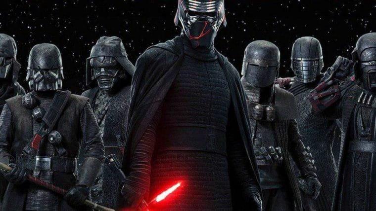 Star Wars: A Ascensão Skywalker   Novas imagens mostram os Cavaleiros de Ren