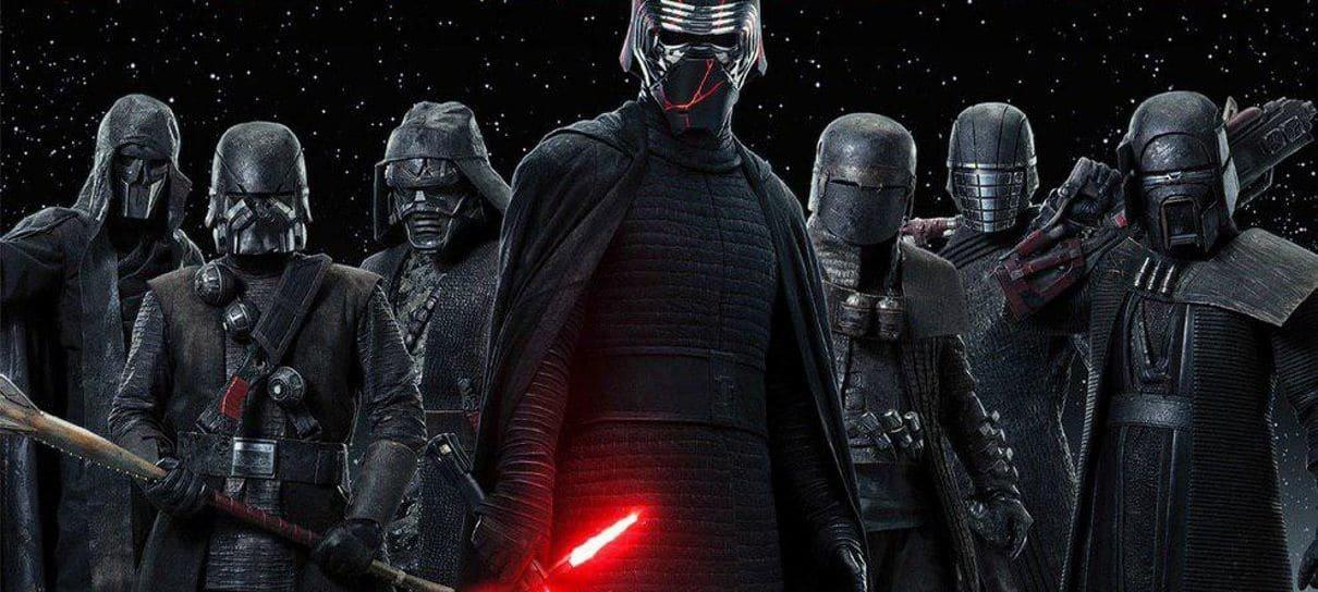 Star Wars: A Ascensão Skywalker | Novas imagens mostram os Cavaleiros de Ren