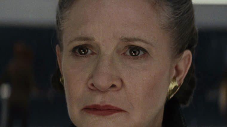 J. J. Abrams fala da importância de Carrie Fisher para Star Wars: A Ascensão Skywalker
