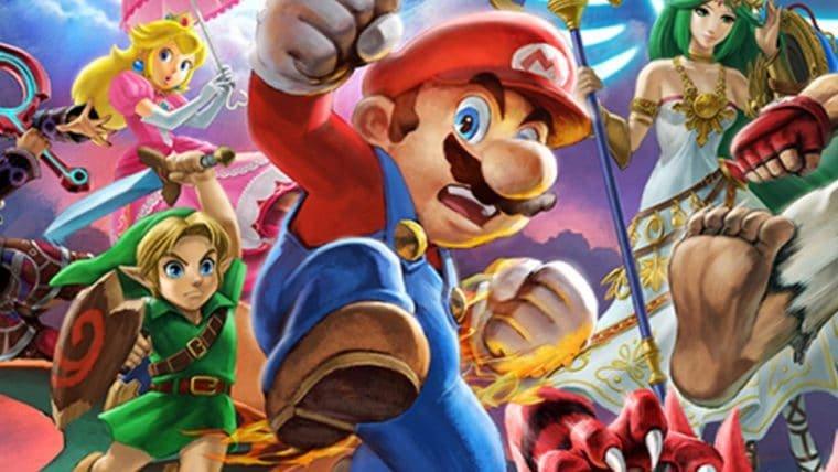 Super Smash Bros. Ultimate se torna o jogo de luta mais vendido da história