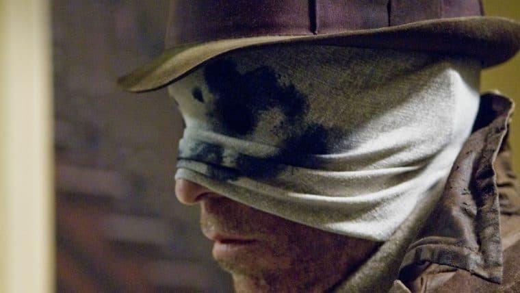 Watchmen | Roterista publica teste de cena com Rorschach e Coruja
