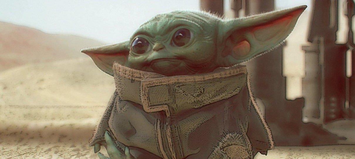 The Mandalorian | Artes conceituais destacam Baby Yoda, IG-11 e mais