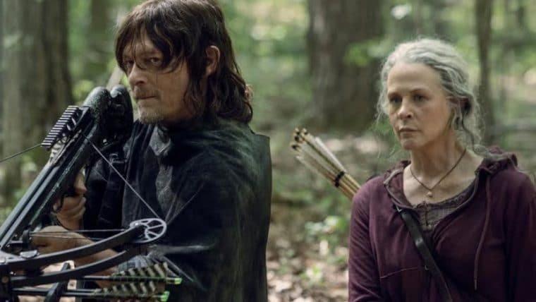The Walking Dead | Teaser traz Negan sendo testado enquanto Carol e Daryl planejam missão
