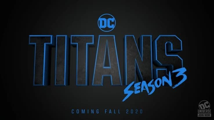 DC Universe anuncia terceira temporada de Titãs