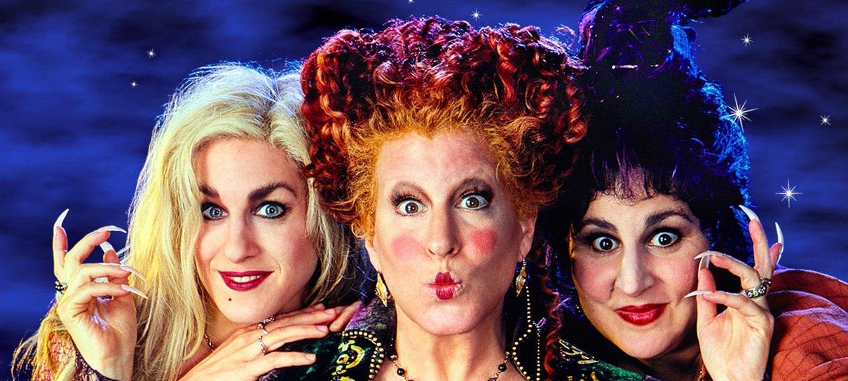 As bruxas originais retornarão para Abracadabra 2