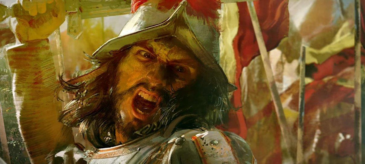 Age of Empires IV voltará para a Idade Média