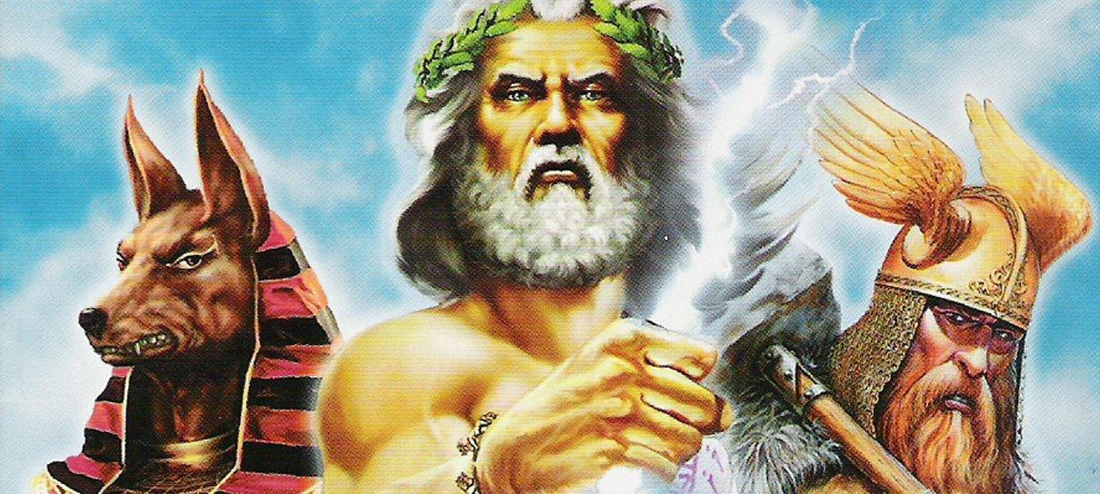 Age of Mythology pode ganhar uma edição definitiva