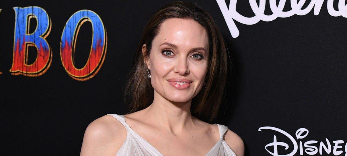 Os Eternos | Angelina Jolie e Richard Madden evacuam set após descoberta de bomba