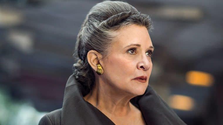 Irmão de Carrie Fisher revela o papel original de Leia em Star Wars: A Ascensão Skywalker