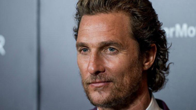 Matthew McConaughey será Harvey Dent em The Batman, diz site