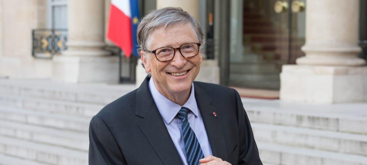Bill Gates supera Jeff Bezos e volta a ser a pessoa mais rica do mundo