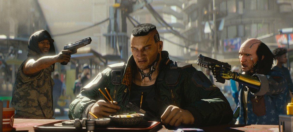 CD Projekt Red não teme que Half-Life: Alyx ofusque o lançamento de Cyberpunk 2077