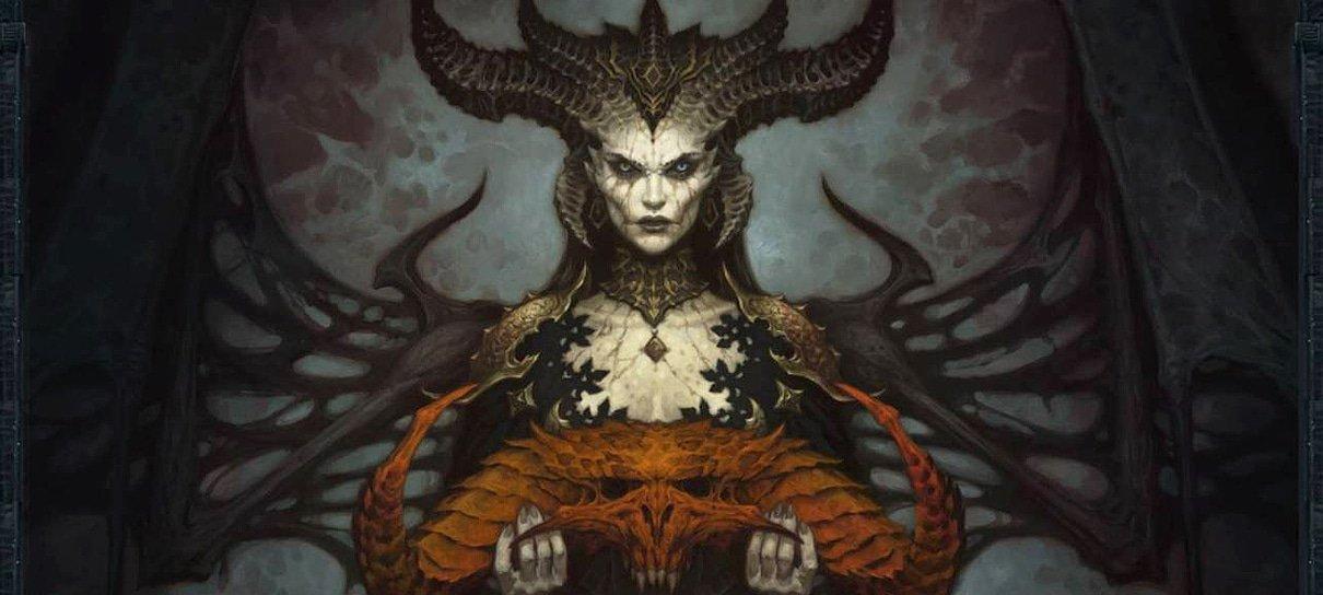 Diablo IV   Blizzard explica sistemas de progressão, habilidades e mais