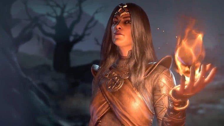 Gameplay mostra poderes da Feiticeira em Diablo IV