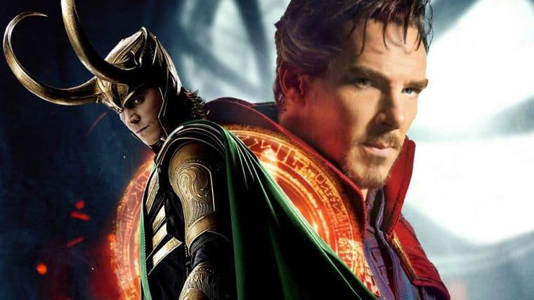 Série do Loki terá ligação com sequência de Doutor Estranho