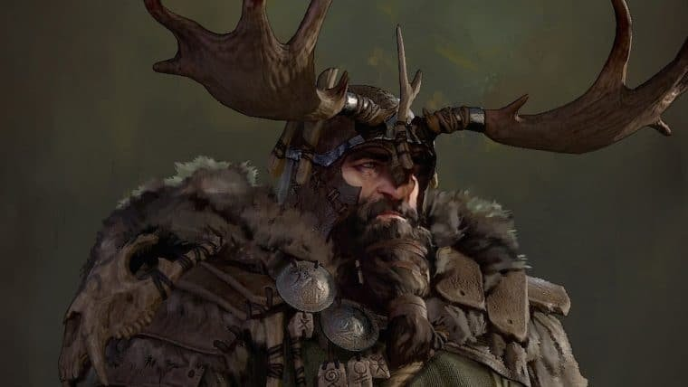 O Druida de Diablo IV é um com a natureza no novo vídeo de gameplay