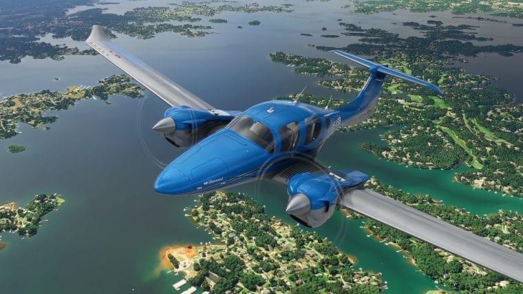Microsoft Flight Simulator ganha novo trailer de gameplay