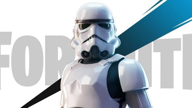 Fortnite recebe colaboração com Star Wars