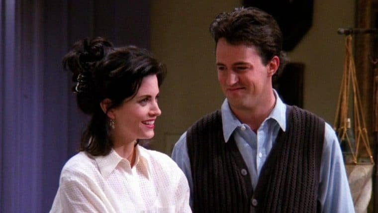 Friends | Courteney Cox e Matthew Perry se reúnem em foto