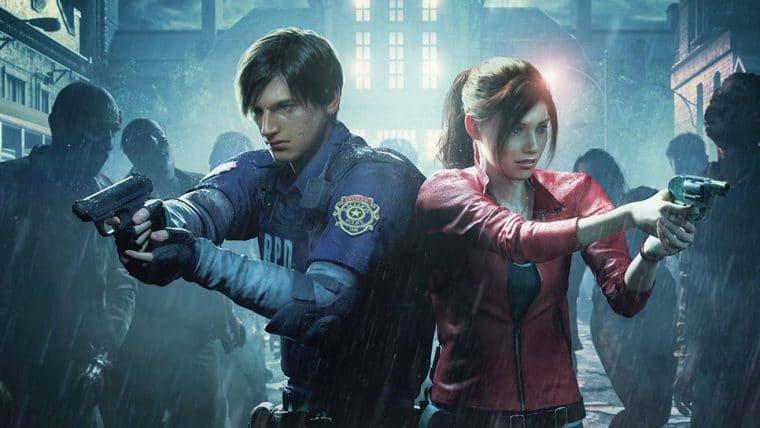 Resident Evil 2 é eleito Jogo do Ano no Golden Joystick Awards 2019; veja os vencedores