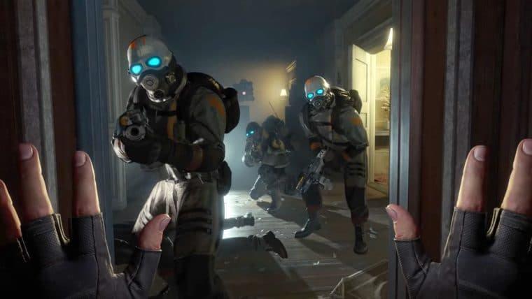 Half-Life: Alyx não deve ganhar versão para mouse e teclado