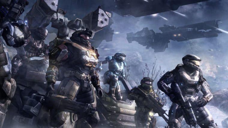 Halo: Reach chega a The Master Chief Collection em dezembro, para PC e Xbox One