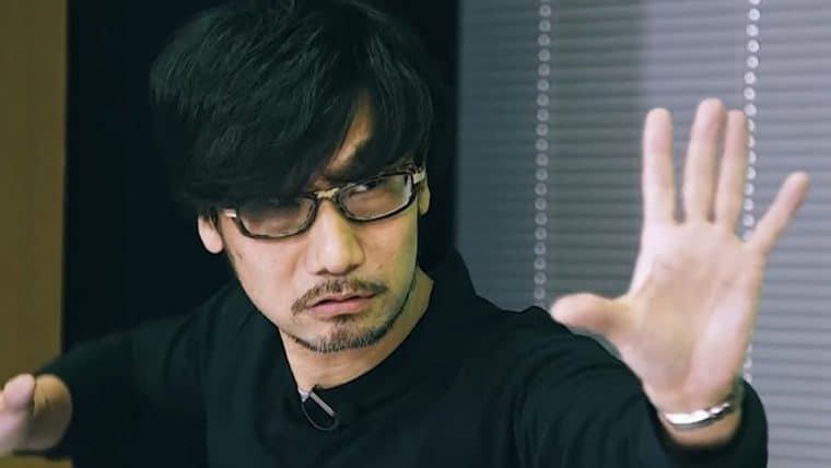 Hideo Kojima entra para o Guinness com dois recordes