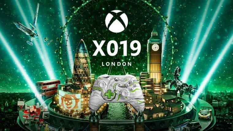 Microsoft promete anúncios no Inside Xbox, durante o evento X019