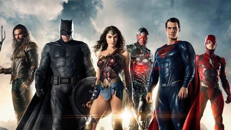 Elenco de Liga da Justiça pede pelo lançamento de Snyder Cut