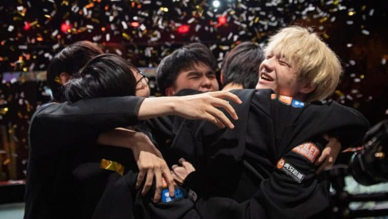 FunPlus Phoenix é campeã do Mundial de League of Legends 2019